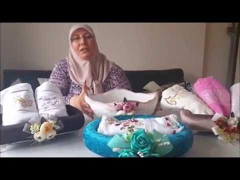 GONDOL HAVLULUK YAPIMI| PART 1-KENDİN YAP- Gondola Towel Construction|DIY - YouTube