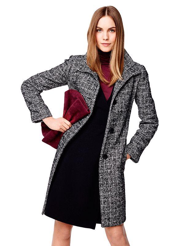 #clothesforhumans #Benetton #FW16 #collection #trend #fashion #woman #dress #coat