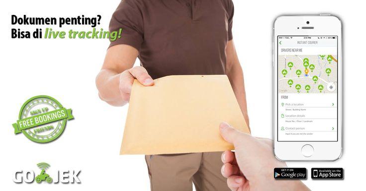 Apapun yang lu mau, beres dikirim dalam 60 menit... #kurir #gampang #mudah #gojek - www.go-jek.com/app