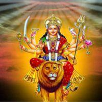 Durga Maa Wallpaper (desktop)
