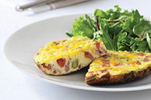 Easy Baked Omelette recipe
