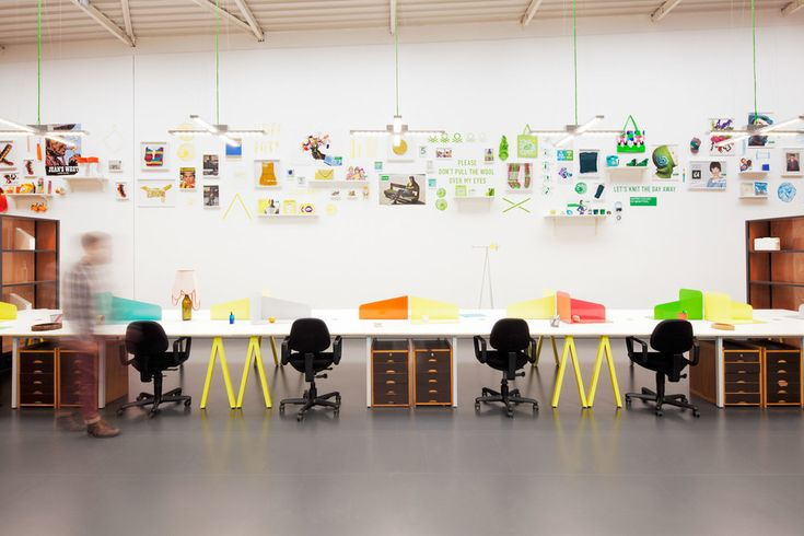BENETTON GROUP OFFICE INTERIOR
