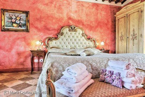 junior suite romantica Le Azalee