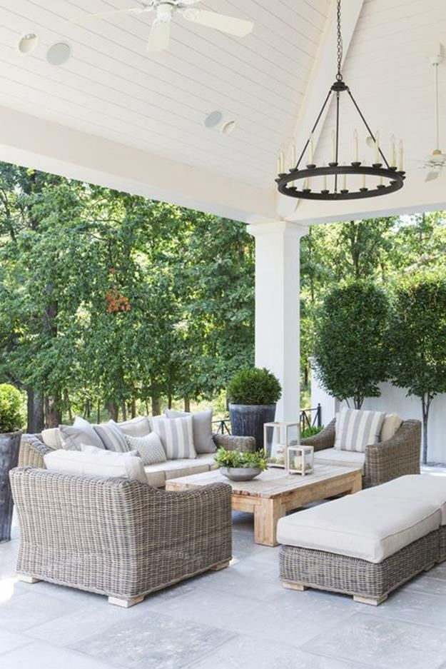 Outdoor Sectional Furniture 16