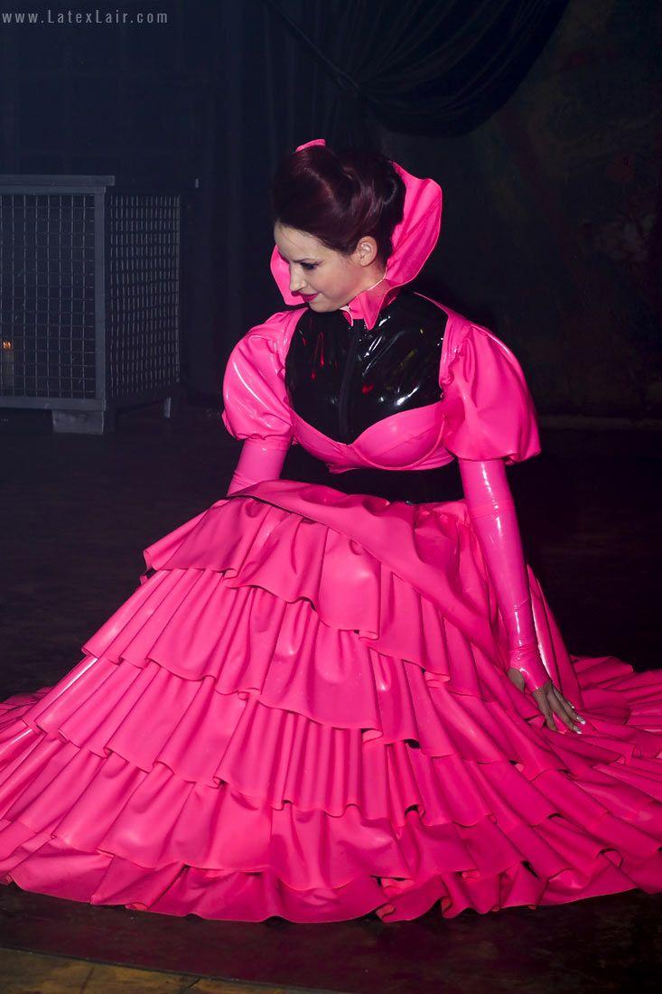 Latex / Rubber Dress