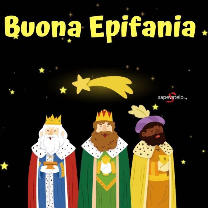 Buona Epifania Immagini Auguri Anno Nuovo E Auguri Natale
