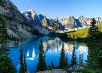 Canada : les parcs des montagnes rocheuses