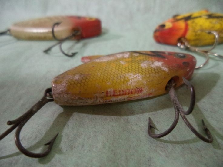 http://www.ebay.com/itm/121600164977?ssPageName=STRK:MESELX:IT&_trksid=p3984.m1555.l2649 Vintage Fishing Lures for sale - Add to your collection or start one......Heddon Super Sonic  #forsale #vintage #lures #ebay #Heddon #super #sonic