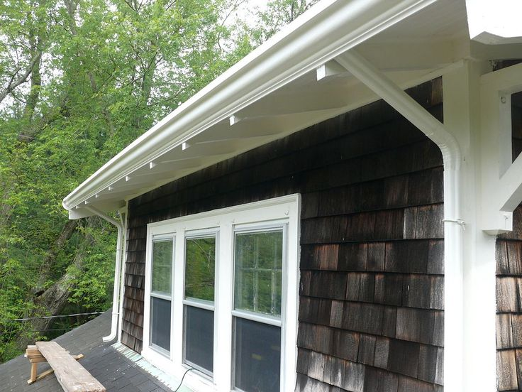 9 Best Rain Gutters On Craftsman House Images On Pinterest