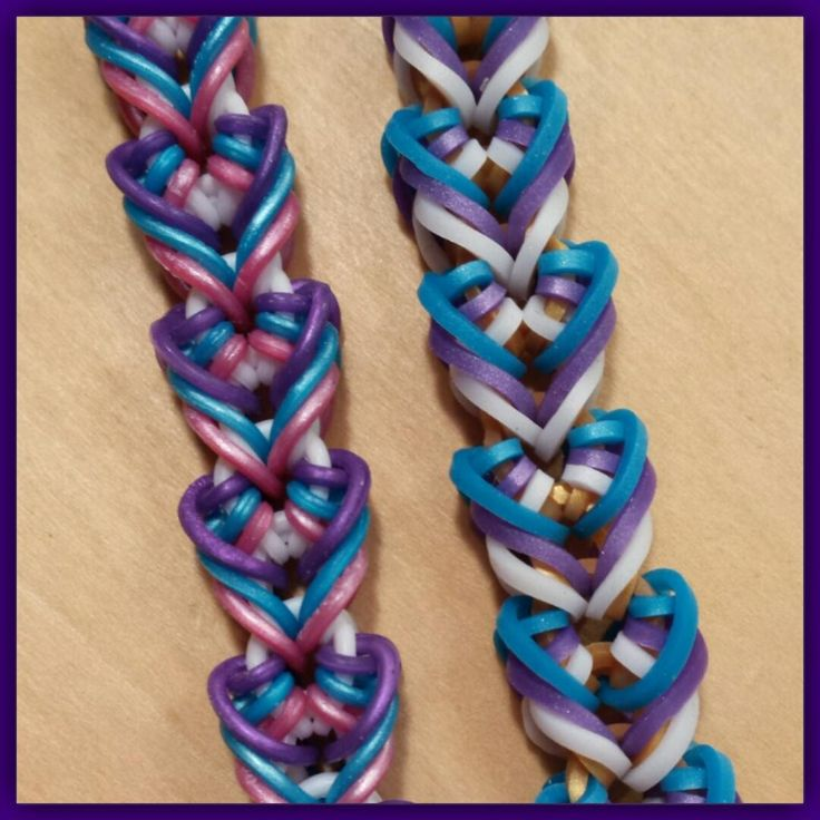 How To Make The Basket Weave Rainbow Loom : Best loom bands images on rainbow