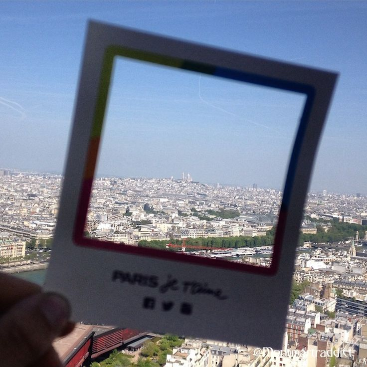 06. Montmartre vu de la Tour Eiffel, 75007