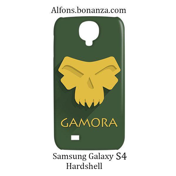 Gamora Superhero Samsung Galaxy S4 S IV Hardshell Case