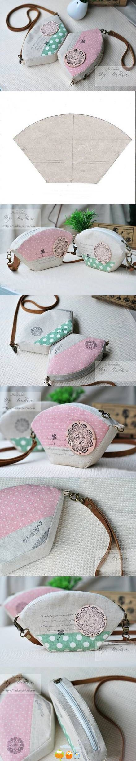 Cute change purse