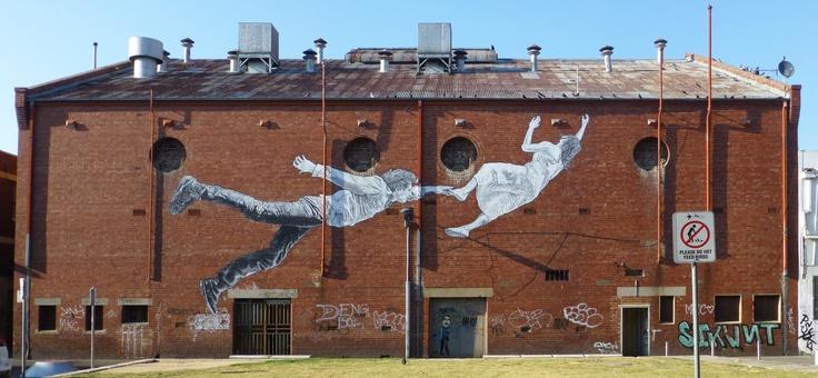 Baby Guerrilla. Footscray, Melbourne