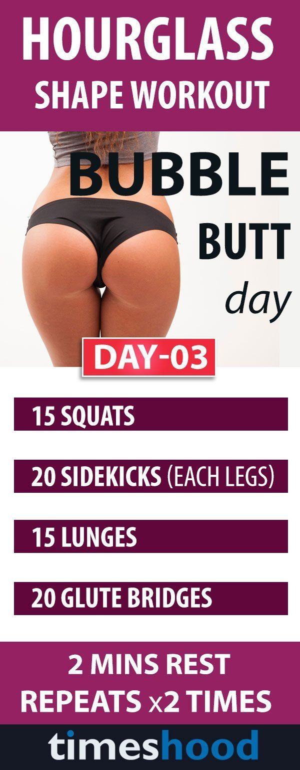 Total Body Workout: 10 Day Workout Plan to Get an Hourglass Shape – Fitness