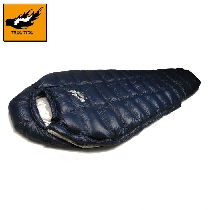 Winter Sleeping Bag Camping,Goose Down Sleeping Bag Winter, Ultralight Sleeping Bag Goose Down G1000 Double