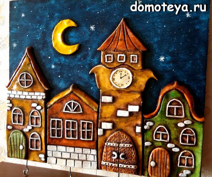 Fairy houses - Сказочные домики