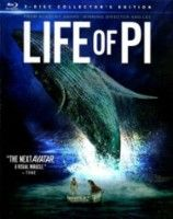 Life of Pi [3 Discs] [Includes Digital Copy] [UltraViolet] [3D] [Blu-ray/DVD] [Blu-ray/Blu-ray 3D/DVD] [2012] - Front_Standard