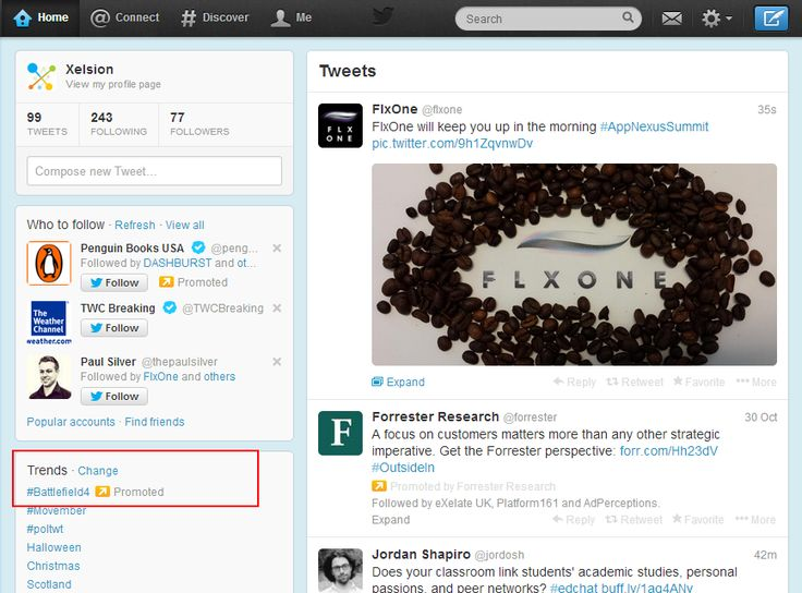 Twitter ads and promoted tweets Marketing Twitter
