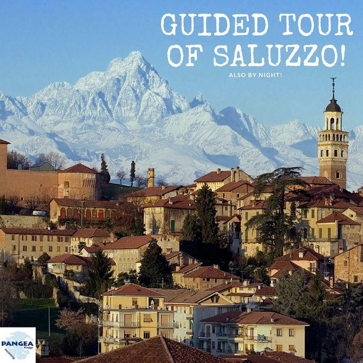 Guided Tour of Saluzzo. Visita guidata di Saluzzo