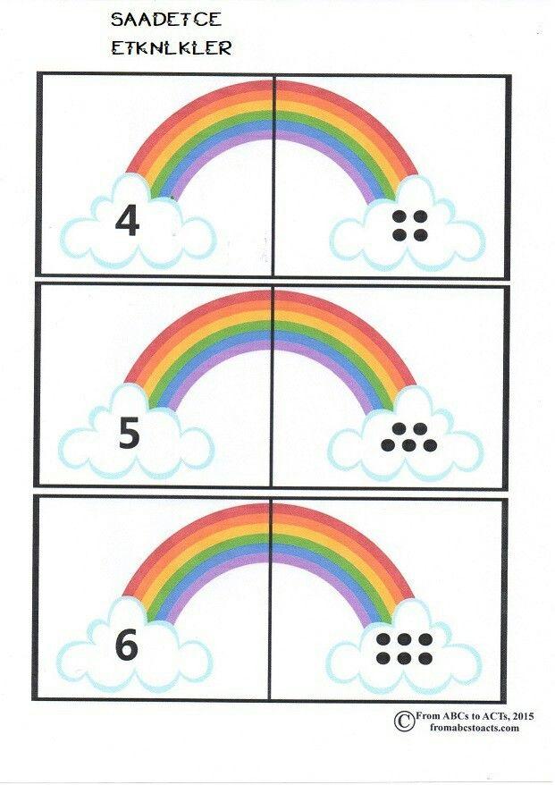 Pin By Inci Topcu On Matematik Pinterest March Crafts