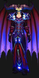 Malefic Raiment (Recolor) - Transmog Set - World of Warcraft