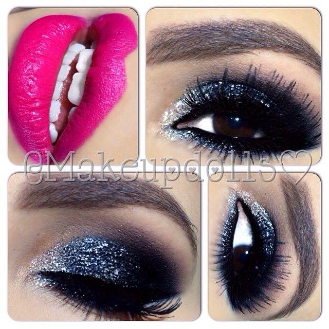 New years makeup perhaps? (: