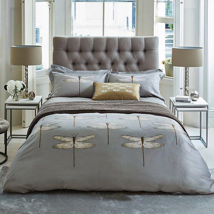 Buy Harlequin Momentum Demoiselle Cotton Oxford Pillowcase Online at johnlewis.com