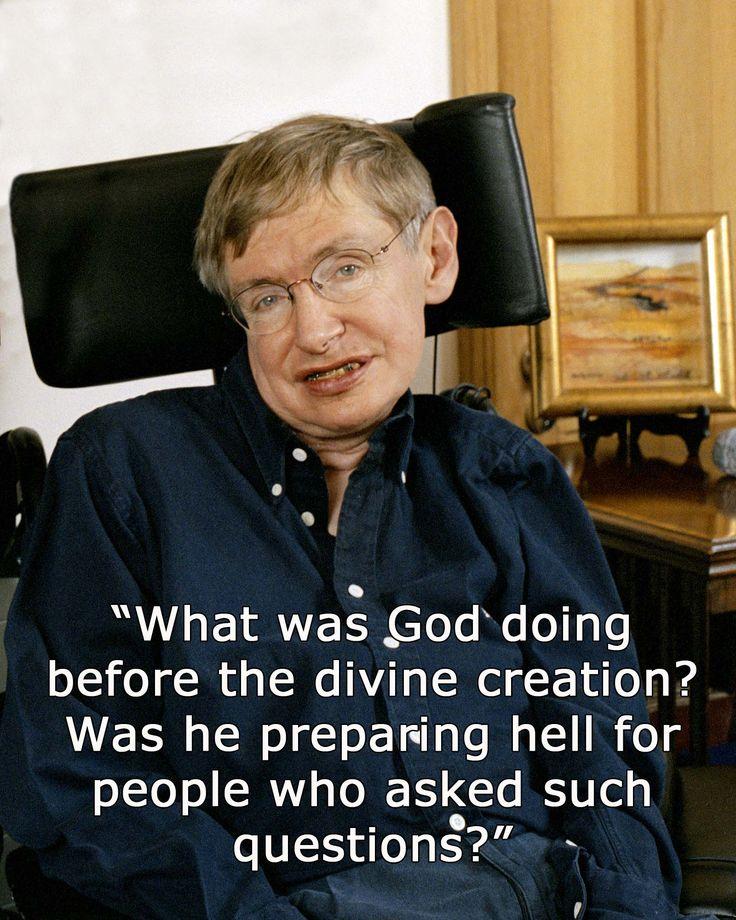 stephen hawking quotes | Stephen Hawking and Creation ( i.imgur.com )