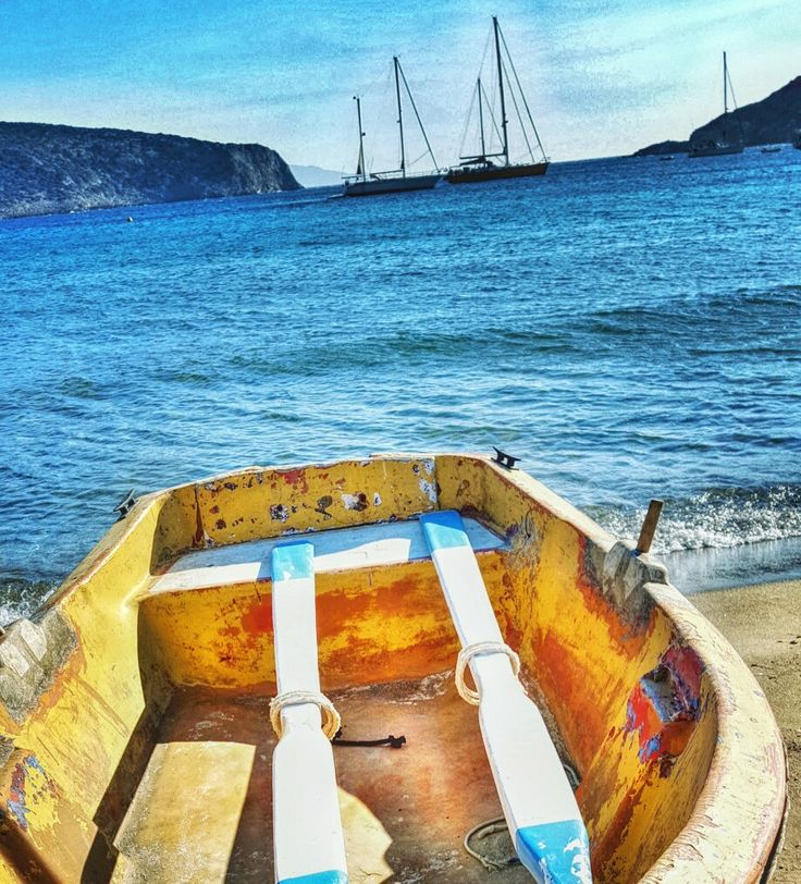 Vathi Beach Sifnos
