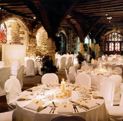 The Crypt Wedding Venue London