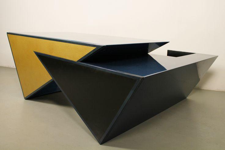 Pierre Cardin , Triangles Bureau  1980