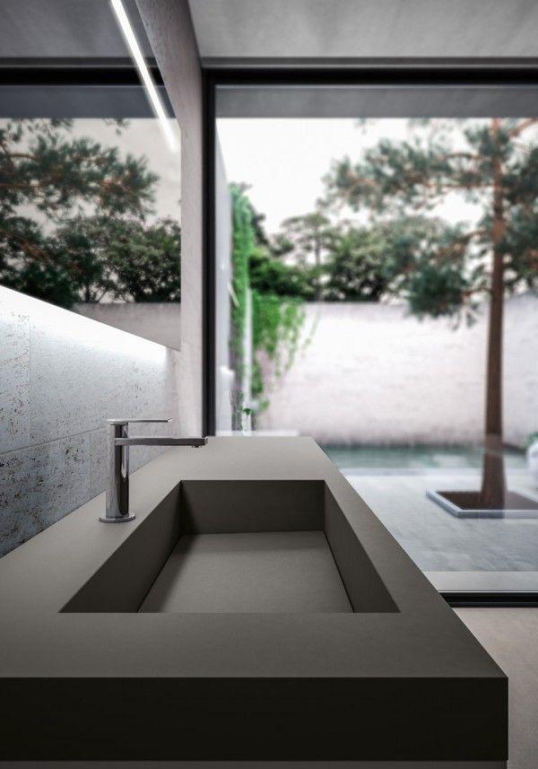 mobile bagno fenix touch da aqua a seregno aqua