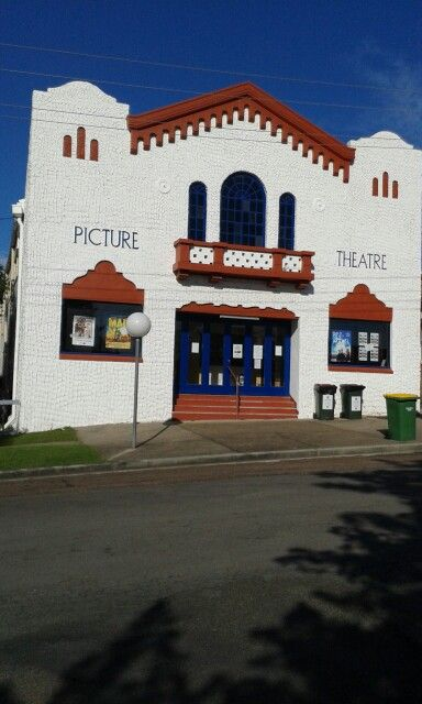 Local picture theatre