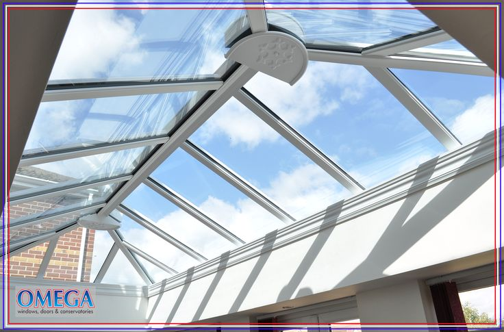 Roof lantern in 2020   Conservatory roof, Roof lantern ...