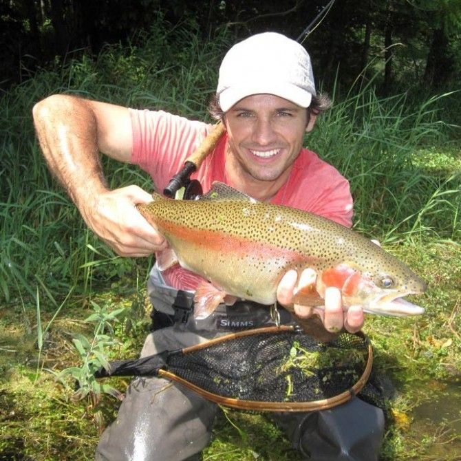 25 best rainbow trout fishing images on pinterest for Best trout fishing in pa