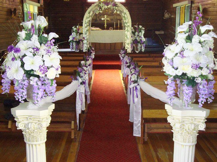 Church Wedding Decorating Ideas Images