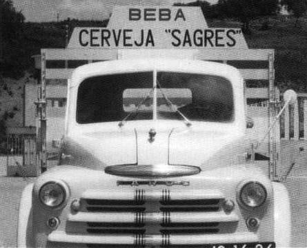 Veículo de Distribuição da Sociedade Central de Cervejas (Sagres), circa 1961