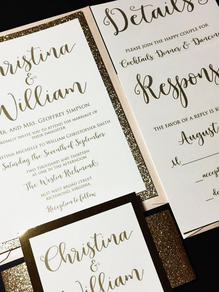 Best Formal Invitation Inspiration Ideas On Pinterest How To