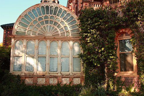 Beautiful old windows