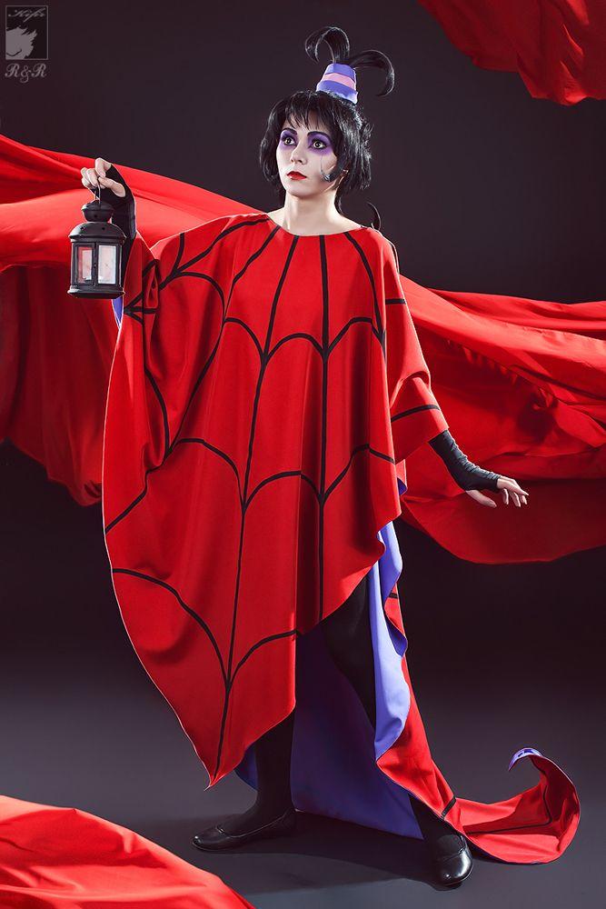 Animated series, Beetlejuice. Lydia costume / cosplay.