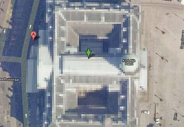 10 Places You're Not Allowed to See on Google Maps