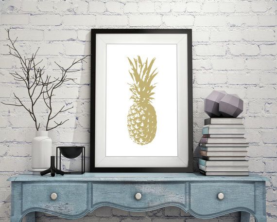 You are searching for the perfect modern and tropical decoration touch to any home or office ? This Printable Art is a contemporary downloadable print featuring an Mustard Pineapple.