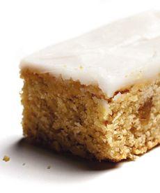 lemon ginger bars | Food | Pinterest
