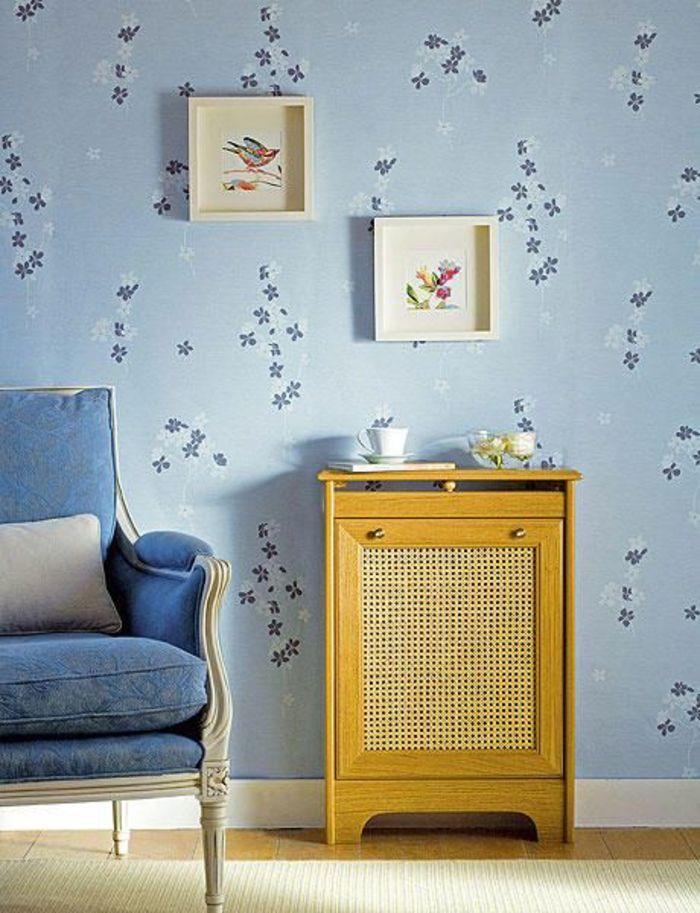 Tapeten Landhausstil Schlafzimmer | Die Besten 25 Schrank Tapete Ideen Auf Pinterest Schrank