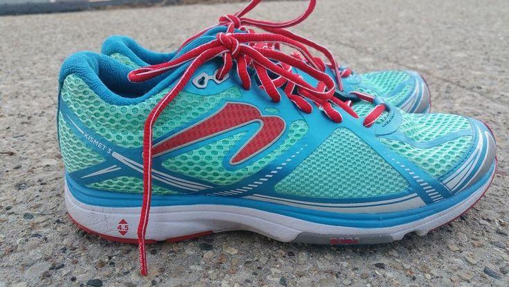 NEWTON Women's Sneaker Running Race Shoe Kismet 3 III Blue Red US 9.5 EU 41 #NEWTON #Running