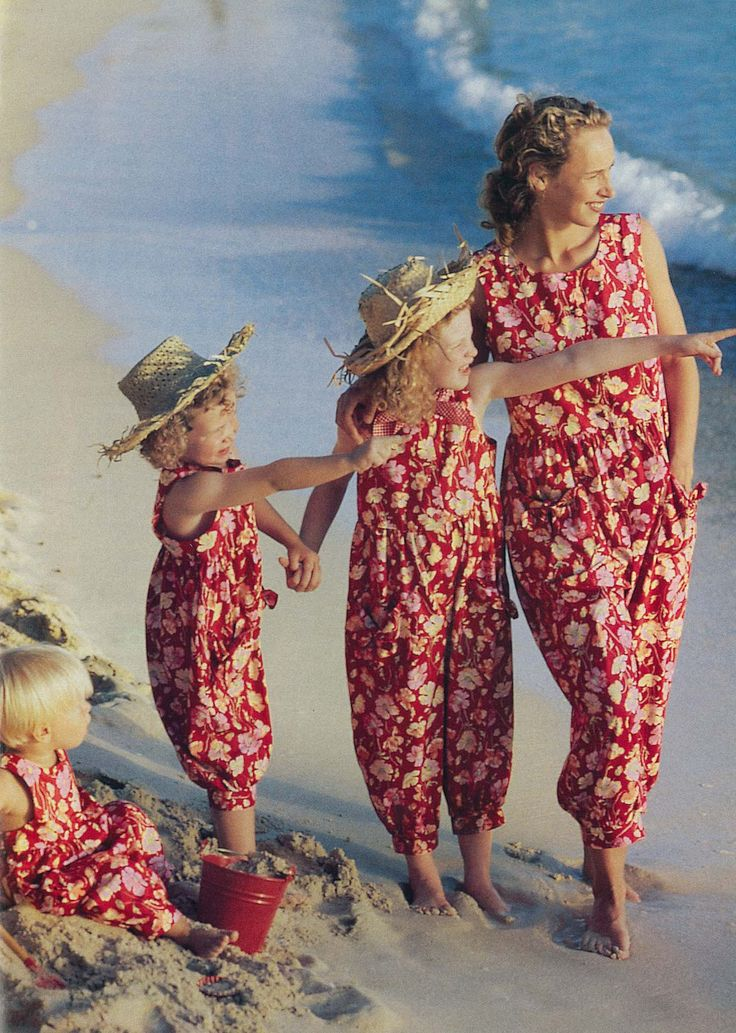 Matching Mother Daughter Dresses