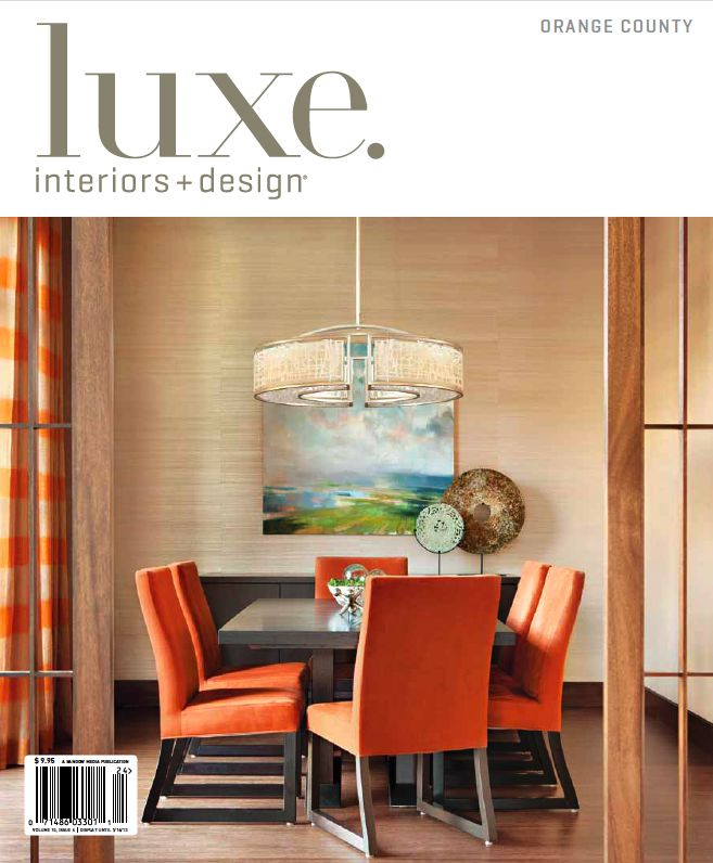 Luxe interiors magazine via amy meier design the power for Interior design online magazine