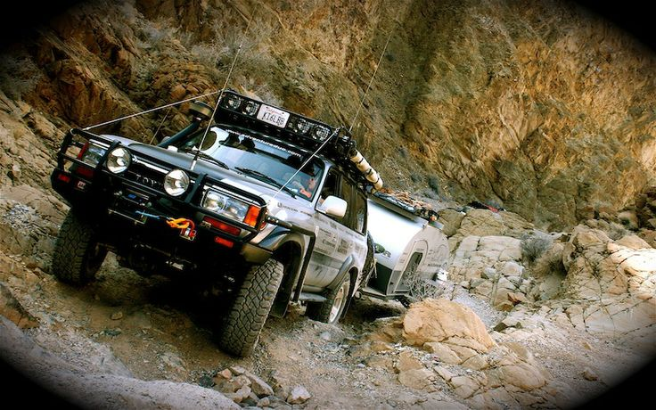 Nice looking 1993 #Toyota 80 Series #LandCruiser.     #overlanding #adventure #ARB #camping #touring