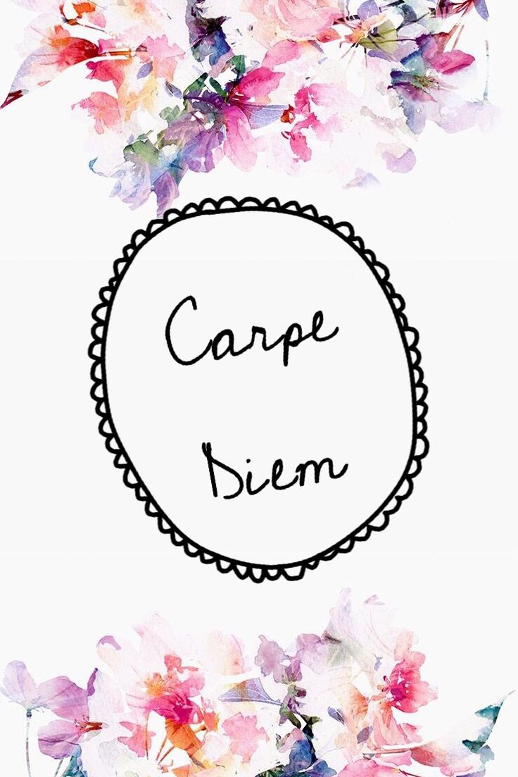 Carpe Diem wallpaper